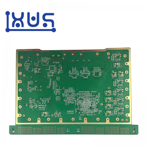 XWS Shenzhen 94v0 Custom FR4 Double Side PCB Board Manufacturer
