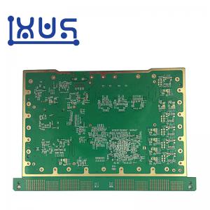 XWS Shenzhen 94v0 Custom FR4 Double Side PCB Board Manufacturer