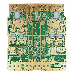 XWS OEM Service Immersion Gold 94v0 PCB Board With Competitive Price