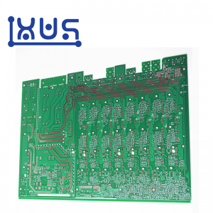 XWS  FR4 Double Side Copper PCB  PCB Fabrication Factory