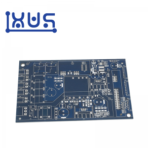 XWS Shenzhen FR4 1.6mm Single Side PCB Board Raw Materials Factory