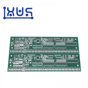 XWS 94v0 Control Double Side Sample PCB Circuit Board Manufacturer