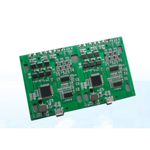XWS 94v0 Board Custom SMT FR4 1.6mm 4 Layer PCB Manufacture And Assembly Featured Image