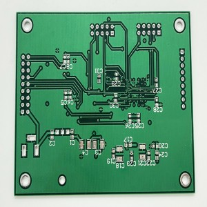 XWS High Quality SMT Single Layer HASL LF China Printed Circuit Boards