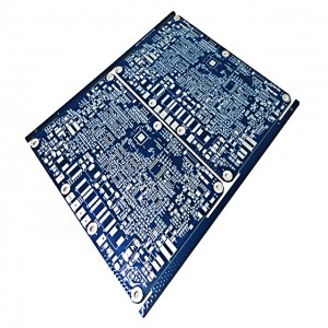XWS Immersion Silver 4 Layer Communication Tower Circuit Board