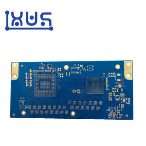 XWS 94v0 Board FR4 Multilayer Charger PCB Raw Materials Fabrication Manufacture