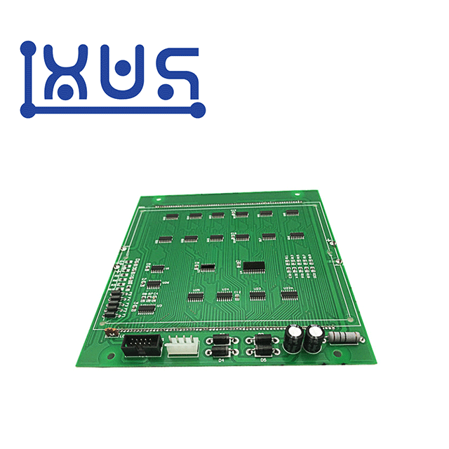 XWS SMT FR4 1.6mm Double Side PCB PCBA Assembly Manufacturer Featured Image