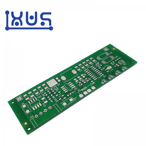 XWS Custom 94v0 HASL LF Single Layer PCB Raw Materials Prototype