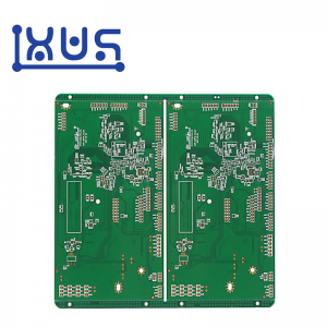 XWS Electronic Bare FR4 Double Side PCB Board Manufacture