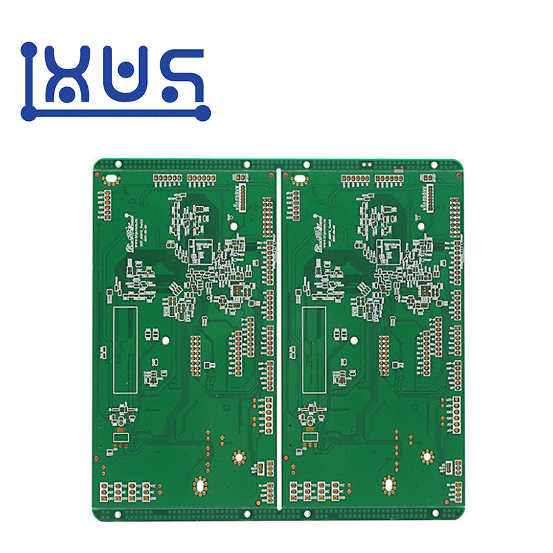 XWS Electronic Bare FR4 Double Side PCB Board Manufacture Featured Image