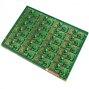 XWS High Quality Multi-layer Immersion Gold FR-4 PCB