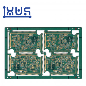 XWS 94v0 FR4 1.6mm Bare Multilayer PCB Printed Circuit Board Factory