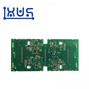 XWS 94v0 Custom Sample FR4 Multilayer Layer PCB Board Raw Material Fabrication