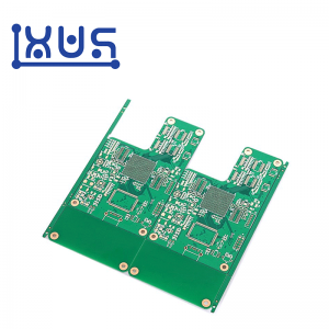 XWS Electronic Custom ENIG 4 Layer PCB Circuit Board Prototype Supplier