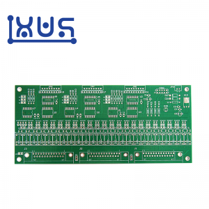 XWS Control FR4 Hasl LF Double Side PCB Board Raw Materials Factory
