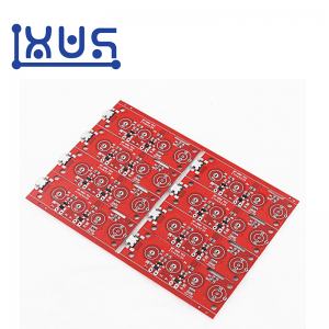 XWS Electronics 94v0 Board FR4 Double Side PCB SMT Assembly Manufacturer