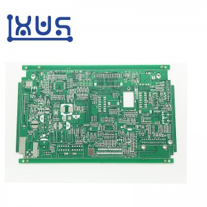 XWS Printed Circuit Board Customized PCBA PCB Manufacture and Assembly