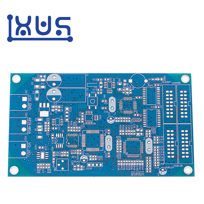 XWS Shenzhen FR4 HASL Multilayer PCB Circuit Board Manufacturer Featured Image