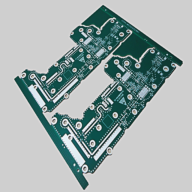 XWS High Quality 2 Layer Immersion Silver PCB Design Service Featured Image