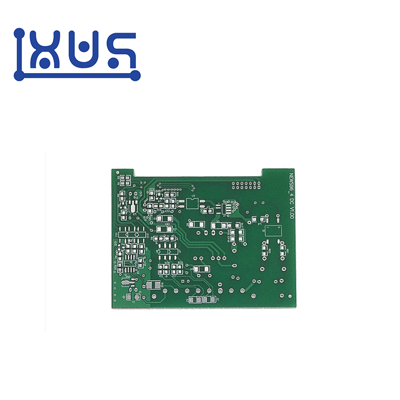 XWS PCB Printed Circuit Board Double Side PCB FR4 1.6MM Featured Image