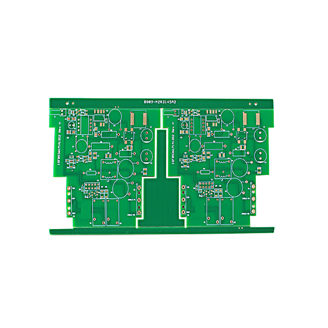 XWS High Frequency Power Supply FR4 HDI Circuit Board PCB Manufacturer Featured Image