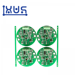 XWS Custom OEM Service Wifi PCB Circuit Board Assembly Manufacturer