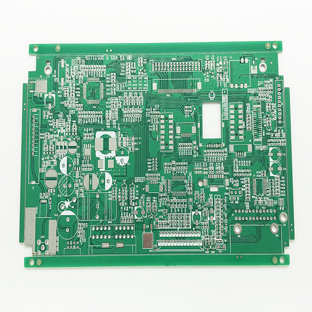 XWS FR-4 Multilayer Fabrication OEM PCB Board Layout Low Cost in China Featured Image